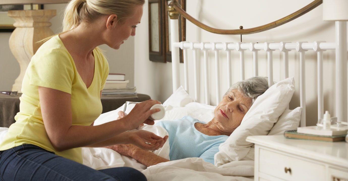 Overnight care - active and non active